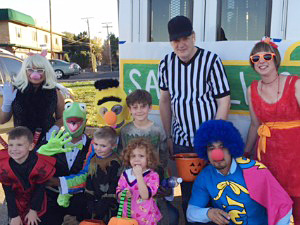 Sandalwood Joins Wheat Ridge's Trunk-or-Treat