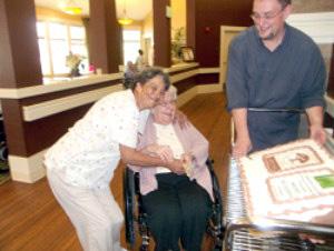 Sandalwood Wins Major Award for Resident-Centered Care