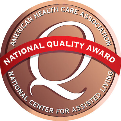 The Rehabilitation Center at Sandalwood has received the 2020 National Bronze Award